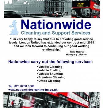Nationwide support London United and London Sovereign feature
