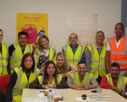 Premises Cleaning Division – Training Day